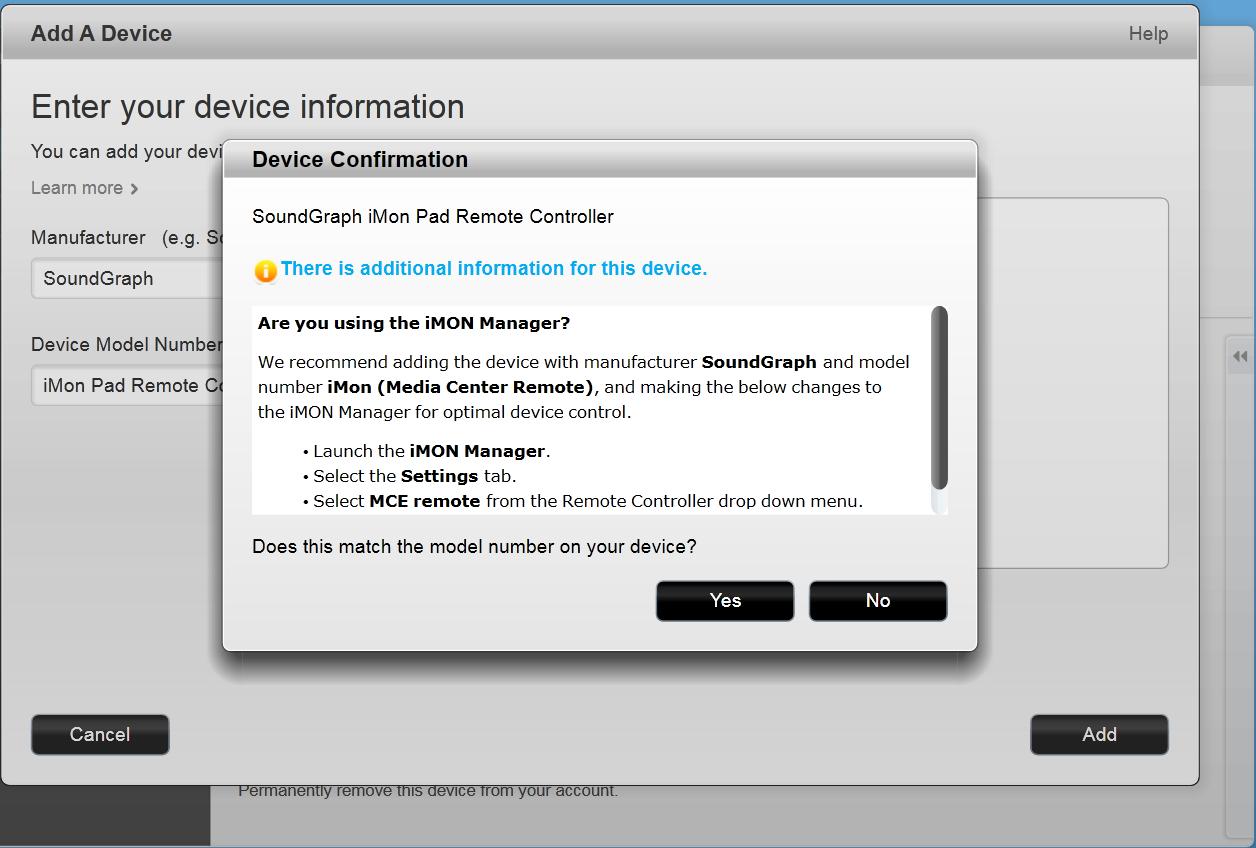 Setting up VFD310 + Kodi + iMon Controller on Ubuntu 16 04
